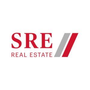 Logo SRE AG, Schweiz