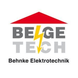 Logo eines Unternehmens für Gebäude- und Elektrotechnik